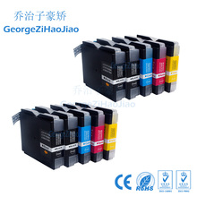 LC960 10 X Compatible Ink Cartridge for DCP-130C 135C 150C DCP-330C DCP-350C original print head 960 for brother dcp130c 135c 150c 153c 157c 330c 350c dcp 540cn 560cn 750cn 750cw 770c 230c 240c printhead