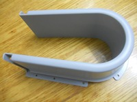 ABS Plastic U Shape For Sink Drawer Kitchen Bath Furniture Cabinet Recessed U For Sink