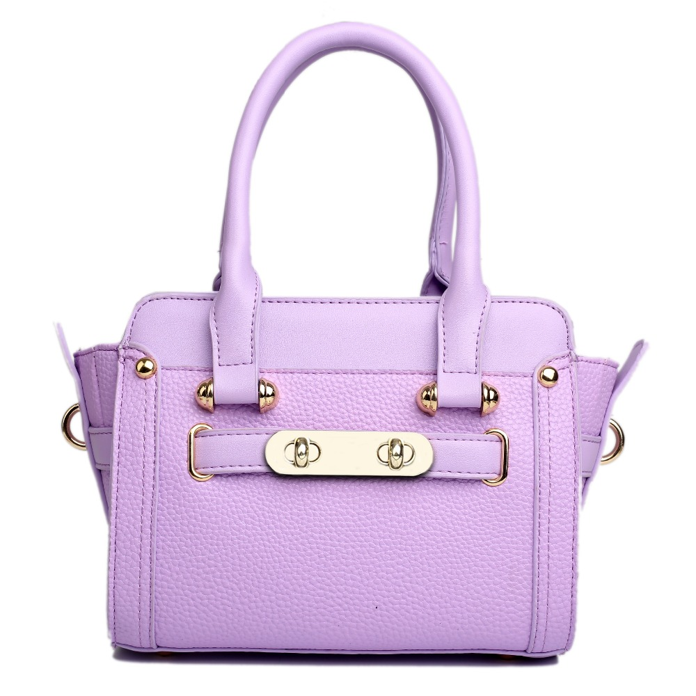 New Fashion ladies girl PU leather look small handbags crossbody bags shoulder bags messenger bags