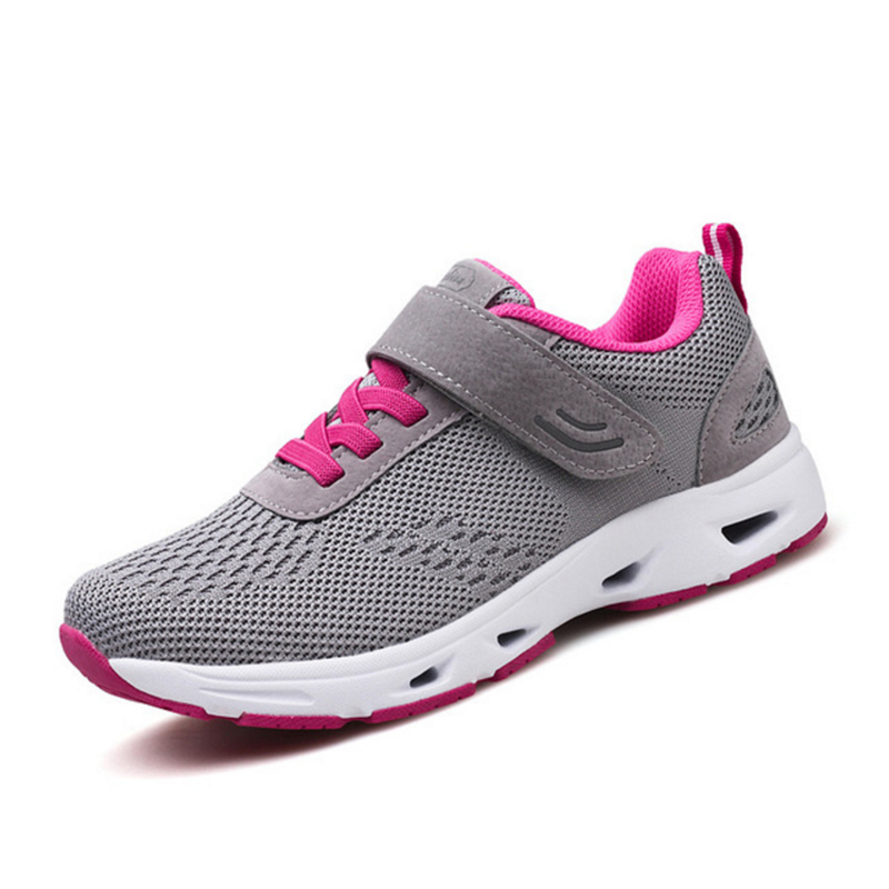 Summer Women Breathable Sneakers Mesh Lightweight Trainers Women Canvas Shoes Creepers Flats Casual Shoes Chaussure Femme royyna new cute design women sneakers shoes flower femme casual shoes mesh lady flats outdoor chaussure femme zapatos mujer