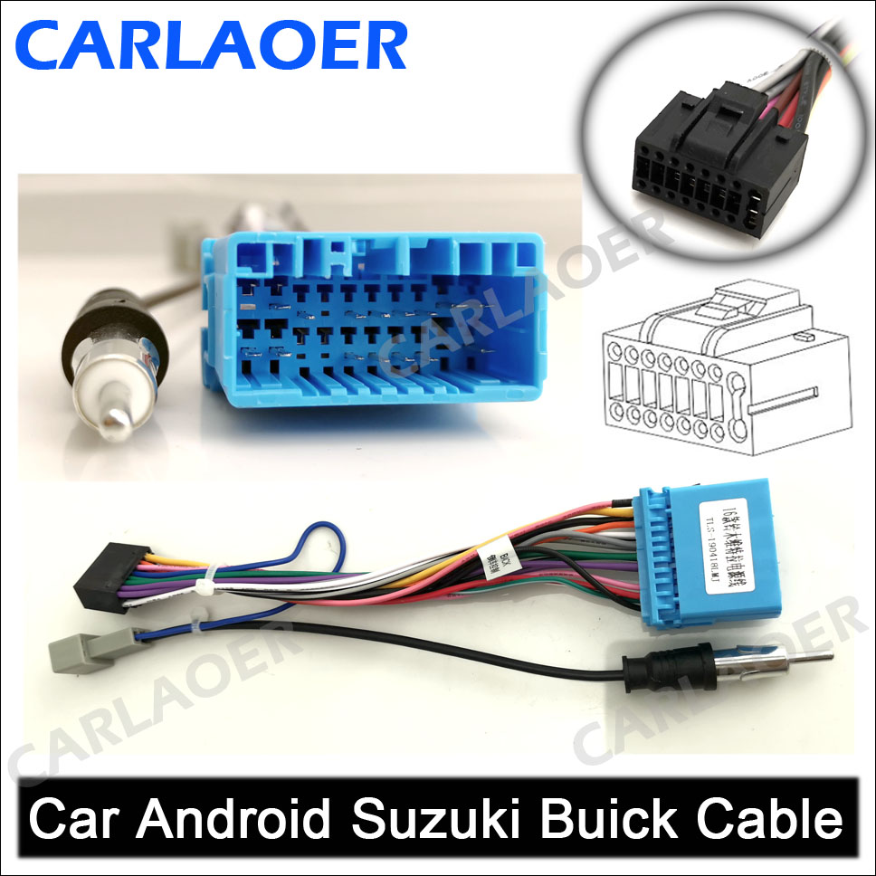 Car Android Suzuki Buick Cable