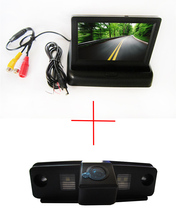 Car RearView Camera Car parking camera HD 4.3 inch Rearview Mirror Parking Monitor for SUBARU Forester / Outback / Impreza Sedan