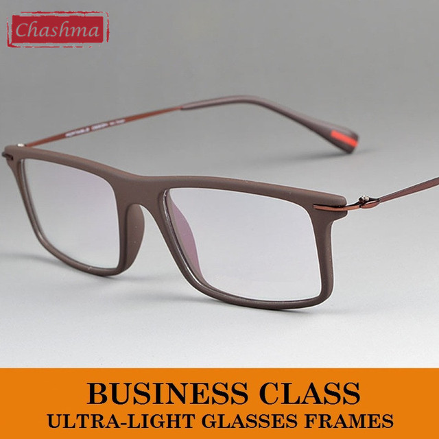 82893c447e Chashma 2018 New Ultem Material Design Glasses Frame Prescription Light  Eyewear Myopia Eyeglasses Frames Designer Glasses
