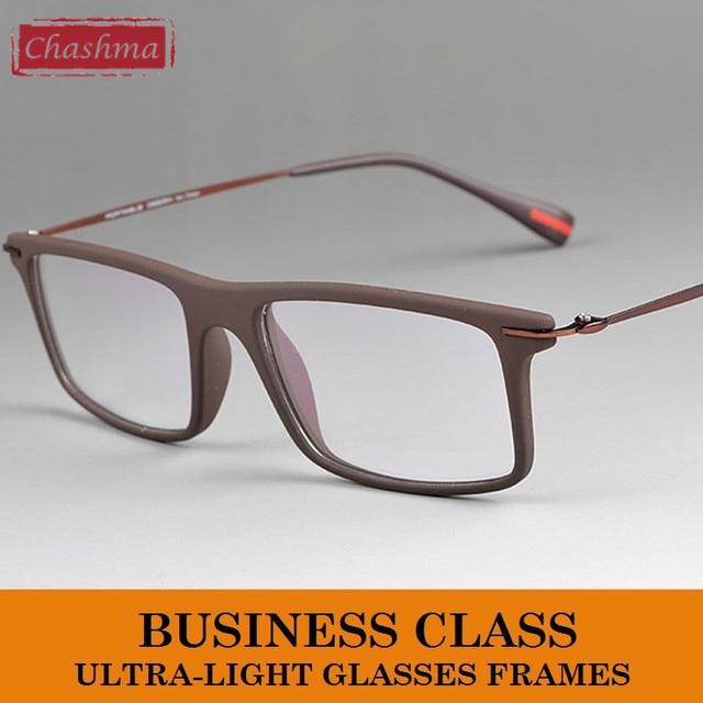 Chashma 2018 New Ultem Material Design Glasses Frame Prescription ...