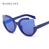 KOREYOSHI Newest Polarized Sunglasses Women Cat Eye Brand Designer Vintage Glasses Fashion UV400 Oculos De Sol