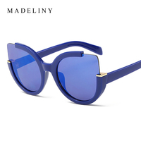 KOREYOSHI Newest Polarized Sunglasses Women Cat Eye Brand Designer Vintage Glasses Fashion UV400 Oculos De Sol