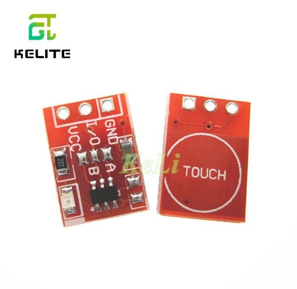 TTP223 touch Сенсор Jog-Тип сенсорный модуль емкостный сенсорный Пуговицы
