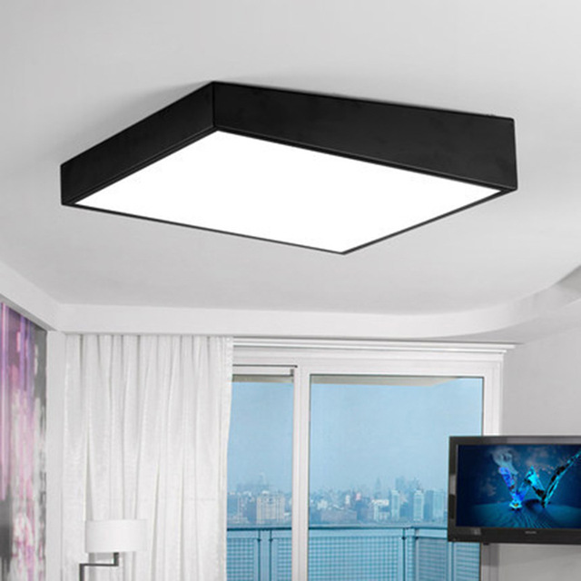 Modern led ceiling lights creative home lighting bedroom lighting living room led ceiling plafonnier lighting fixture