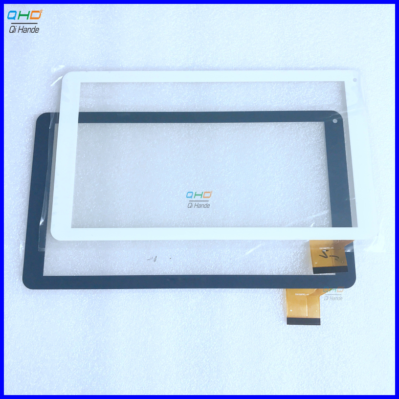 With LOGO New 10.1 inch For Archos 101c Copper CN100FPC-V1 touch Screen Panel digitizer CN100FPCV1 Glass Sensor Replacement 8inch f wgj80095 v1 tablet pc touch screen panel digitizer glass sensor u27gt 3gh u27gt xc pg0800 011fpc a0 xc gg0800 008 v1 0