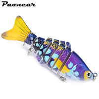 Paonear Hard Lures Top Water Fishing Lure Reservoir Pond Hard Lures Saltwater Deepswim