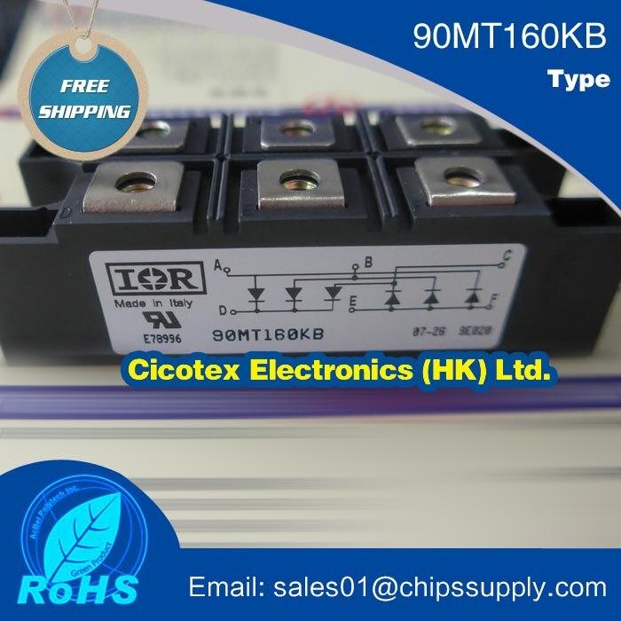 90MT160KB PONT RECT 3 PHASE 1.6KV 90A MTK MODULE IGBT 90MT160K8 90 MT160 KO