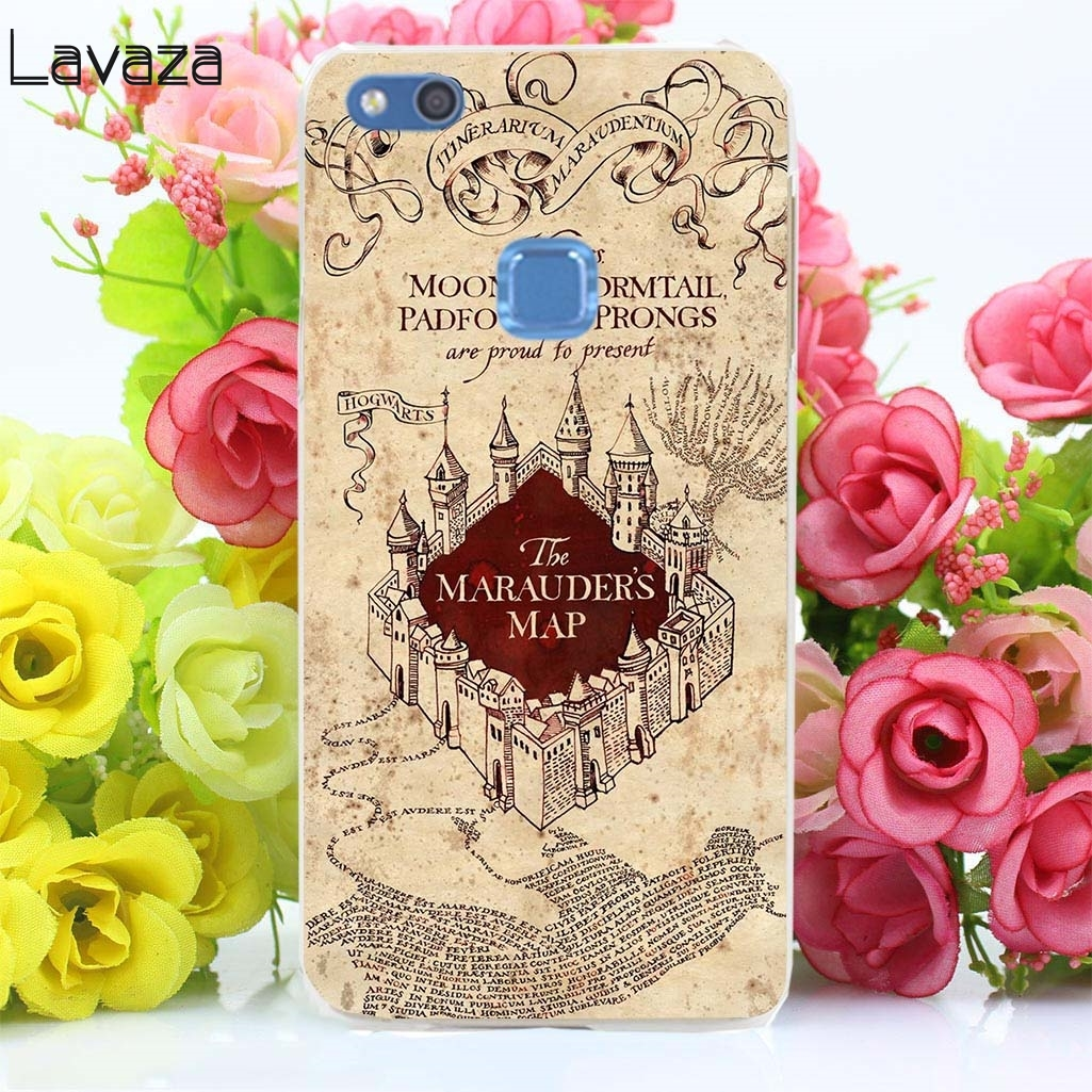 coque huawei p10 lite harry potter