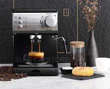 Насос для эспрессо 20 бар емкость воды 15 литра кофемашина дома
