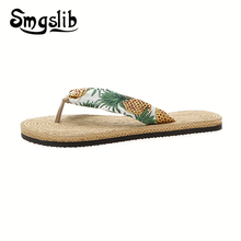 Women Flip Flops Home Slippers Women Fashion Casual Beach Sandals 2019 Summer Comfortable Sexy Slippers Platform Sandals цены онлайн