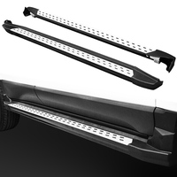 Aluminium Running Board Side Step Nerf Bar Suitable for Ford EcoSport 2013 2014