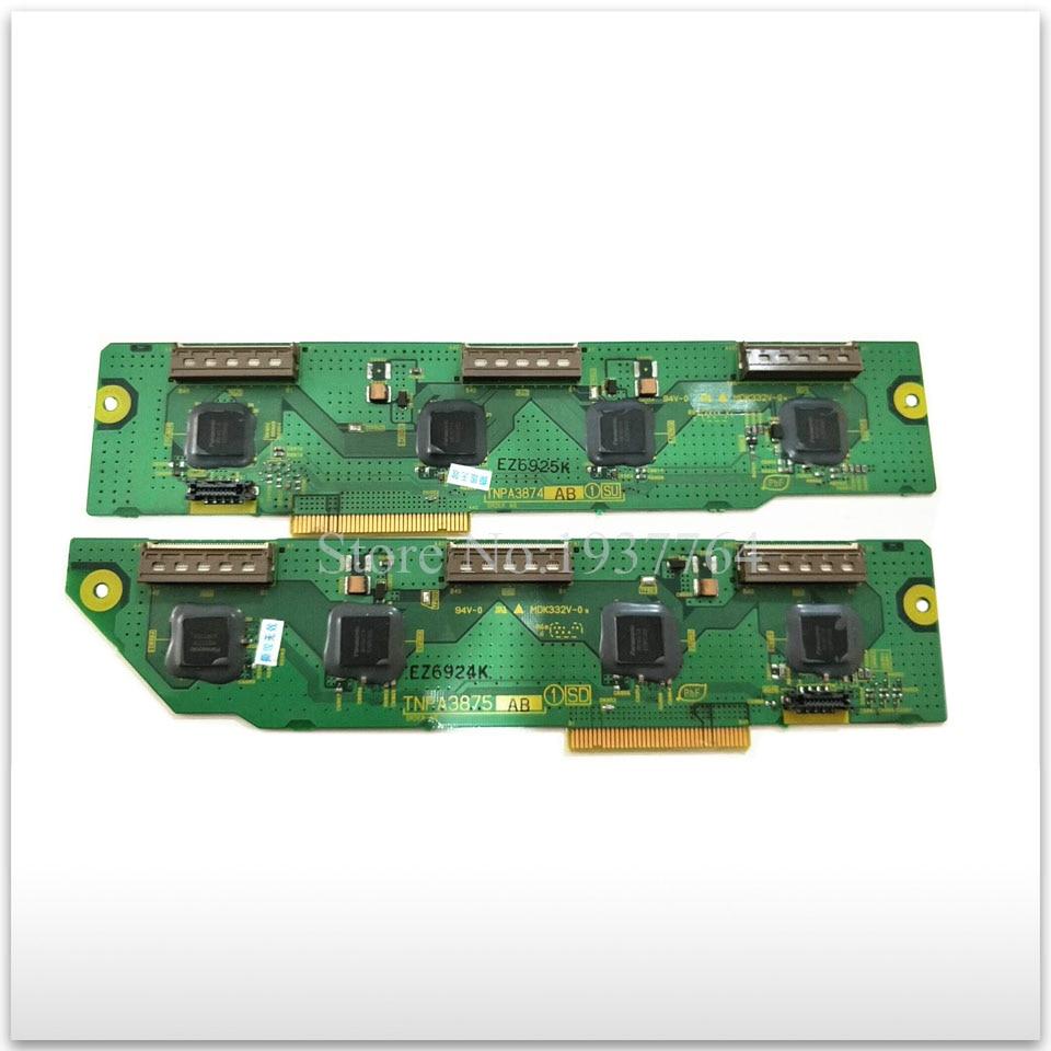 95% new Original used board TH-42PA60C TNPA3874 TNPA3875 AB SD SU board good working used original 95