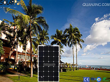 Solarparts 1PCS 100W Photo voltaic Panel 12V sunpower photo voltaic cell photo voltaic module outside energy financial institution cell phone charger aa usb automotive battery