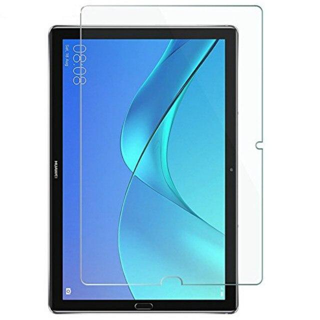 強化ガラス Huawei 社 Mediapad M5 10.8 インチスクリーンプロテクター 9 H クリアタブレット保護フィルム MediaPad M5 10.8 強化ガラス