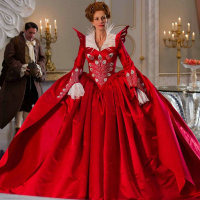 On sale sc-056 Victorian Gothic Civil War Southern Belle Ball Gown Dress  Halloween 3a2d9cfb864d