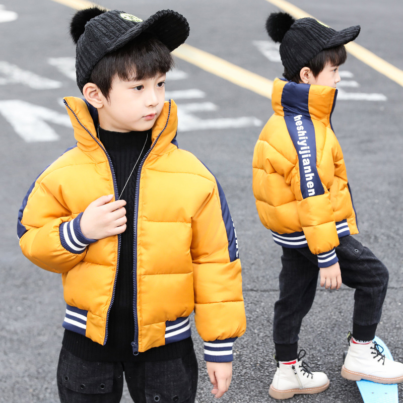 2019 Spring Children Coat Autumn Kids Jacket Boys Outerwear Enfant Turtleneck Coats Baby Clothes Cotton Clothing2019 Spring Children Coat Autumn Kids Jacket Boys Outerwear Enfant Turtleneck Coats Baby Clothes Cotton Clothing