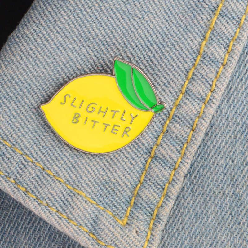 Esmalte alfileres latas bombilla clip de papel lagry Tears de limón Tombstone ataúd Ribcage broche de calavera Pin para Mujeres Hombres niños