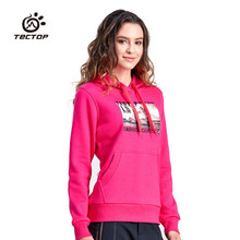 T-shirt Women Printing Hooded Sportswear Anti-static Breathable Wear-resisting Hunting Clothes Climbing Camping Hiking T-shirt