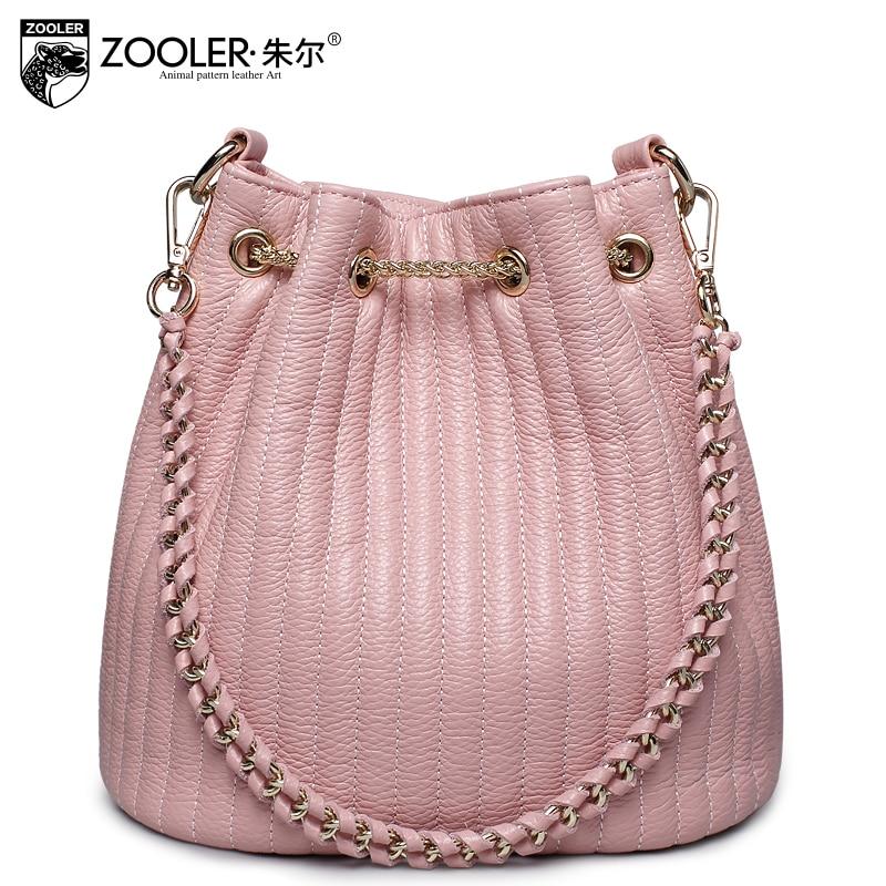 100% Leather ZOOLER Women