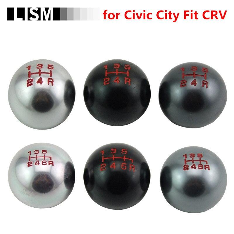 MT Schaltknauf für Honda Fit Civic Stadt FD2 FN2 EP3 TYP R DC2 DC5 AP1 AP2 S2000 F20C schalthebel Shifter Hebel Stick M10x1.5