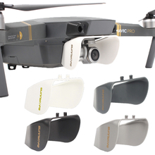 Для объектива Mavic Pro Защита от солнца карданный козырек для камеры защита от солнца для DJI Mavic Pro/Platinum/Alpine белый Дрон