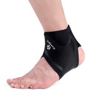 Kuangmi 1 шт., регулируемая опора для лодыжки, морозное эластичное оборудование для обеспечения безопасности ног, защита лодыжки для бега, катан...