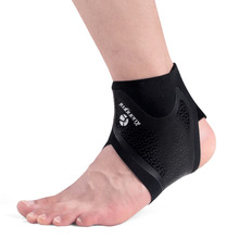 Kuangmi 1 piece Adjustable Ankle Support Flimsy Elastic Foot Safety Equipment Ankle Brace Protector Running Skiing Ankle Guard