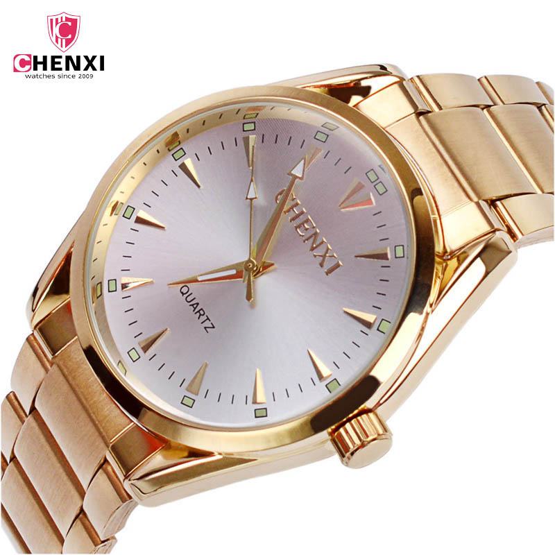 CHENXI Men's Watch Top Brand Luxury Quartz Mens wat
