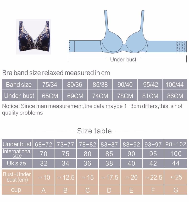 9950d10f7d936 ... lace bra  sexy lingerie  push up  bras for women  soutien gorge  bras.  Product Description. T436 01 ...