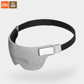 Xiaomi youpin brain wave help sleep eye mask work lunch break rest travel nap Bluetooth connection smart detection sleep