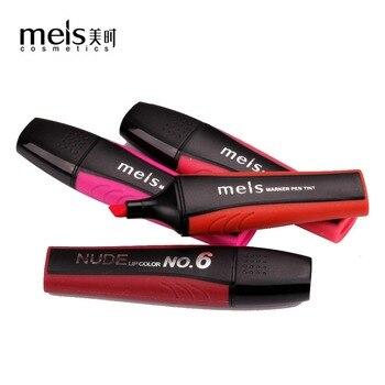 199f98e08e9 MEIS Brand Easy Peel Off Long Lasting Lip Gloss Mask Waterproof Makeup  Tattoo Matte Tint Lip Gloss Lipstick Women Balm Cosmetic