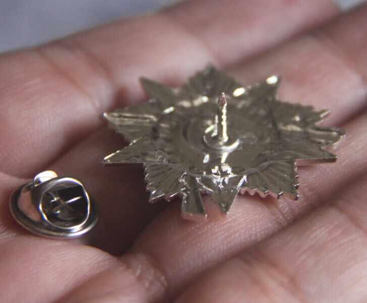 30 Mm Pin Great Patriotic War 2nd Kelas Uni Soviet Soviet Medali