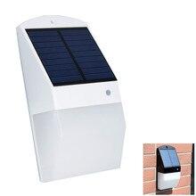 Newest Design Wireless Solar Light 25 LED 1500mAh Radar Motion Sensor Garden Wall Lamp For Outdoor Waterproof Lighting
