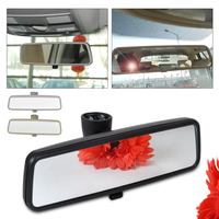 DWCX 3 Colors Available Dimming Interior Rear View Mirror 3B0857511A G H J9B9 For VW Golf