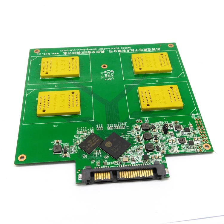 SSD 2 in 1 Multiple Function Test Board BGA152/132/100/88 TSOP48 NAND Flash Test Circuit SM2246EN Controller Flash Memory bga272 test fixture ssd flash test solution sm2246en two in one test board for smart phone date recovery