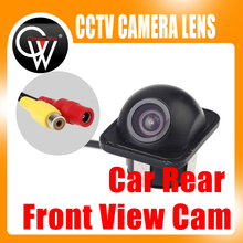 Embedded 170 Degrees Auto Reverse Backup Parking Camera Car Rear View Parking Camera