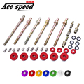 Ace speed--High Quality K-Series washer Low-Profile Valve Cover Hardware Fit for honda Civic Acura Element