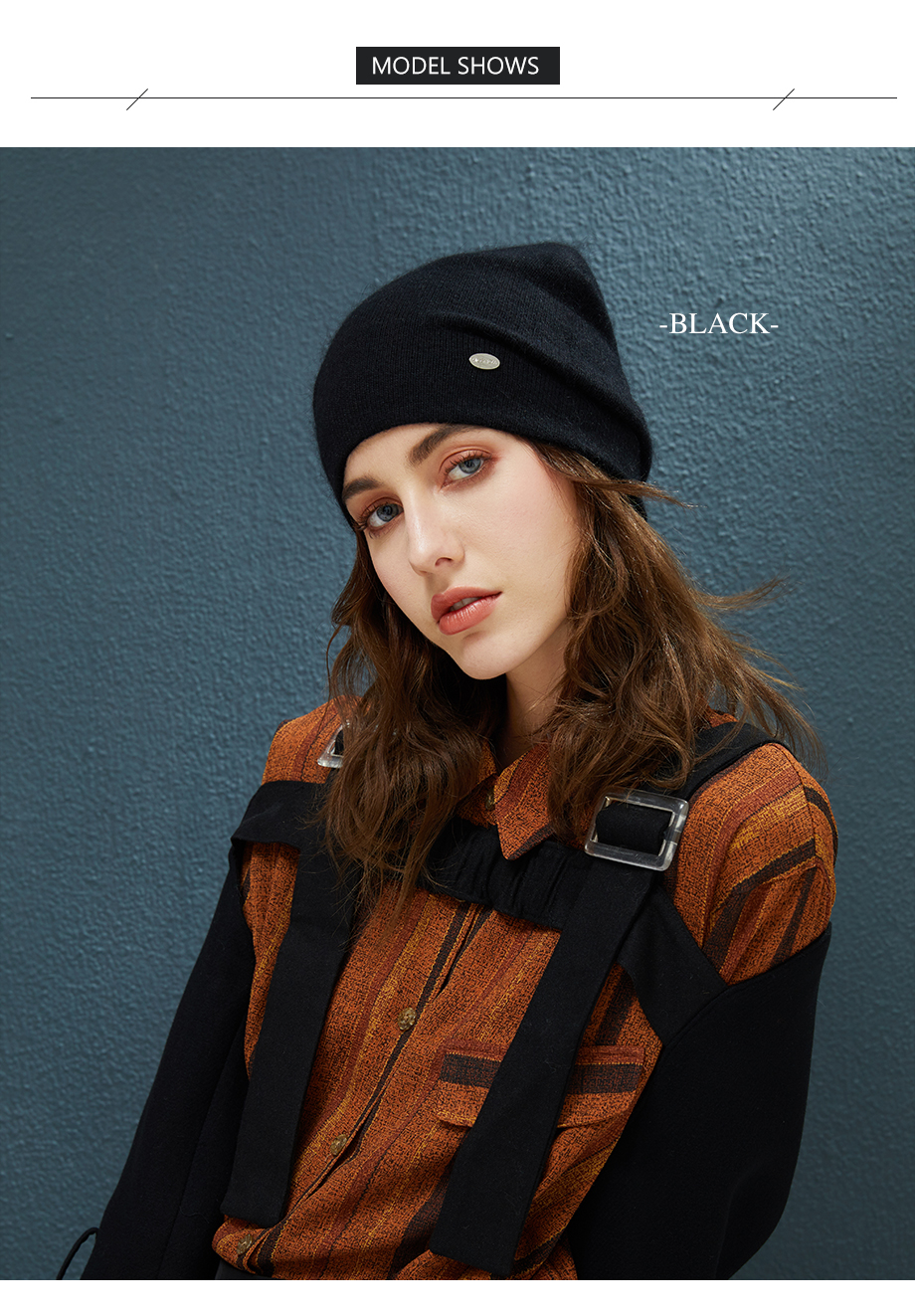 Winter Hats For Woman 2018 New Beanies Knitted Solid Cute Hat Girls Autumn Female Beanie Warmer Bonnet Ladies Casual Cap 8 Color (4)