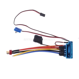 Image 4 - 120A Waterproof Sensored Brushless Speed Controller ESC for RC Car Truck Crawler Je13 19 Dropship