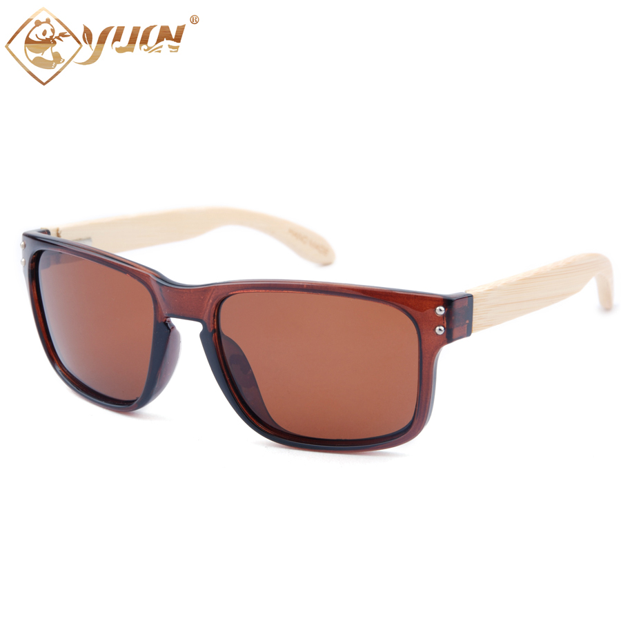 New 2017 Bamboo Sunglasses Men Wooden Sunglasses Women ...