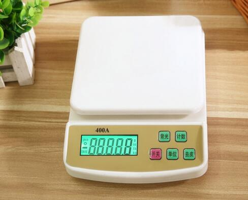 2016 Wholsesale 1PCS Digital Scale For Household Use 7KG 1g Electronic Kitchen Scale Weighing Scale With