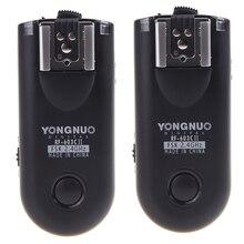 Yongnuo Canais C3 16 RF 603C II Disparador de Flash Remoto Sem Fio Para Canon 1D 5D 7D 10D 20D 30D 40D 50D