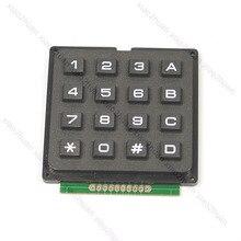 Ootdty 4×4 Матрица клавиатура Применение ключ ПИК AVR Stamp SML
