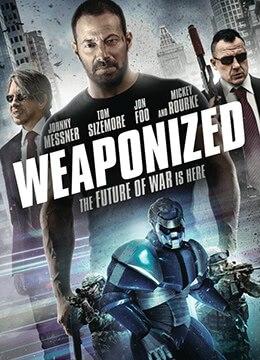 《机器人病毒危机》2016年美国动作,科幻,惊悚电影在线观看