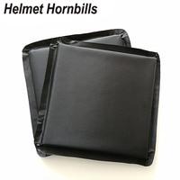 Helmet Hornbills 2pcs Lot 6 X 6 Aramid Level IIIA Bulletproof Side Panel Level 3A Stand