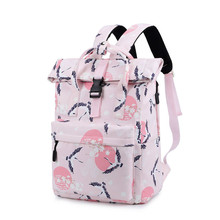 New Fashion School Backpacks for Teenage Boys Men Laptop BackBack Japan and Korean Style Printing School Bags Casual Travel Bags цена